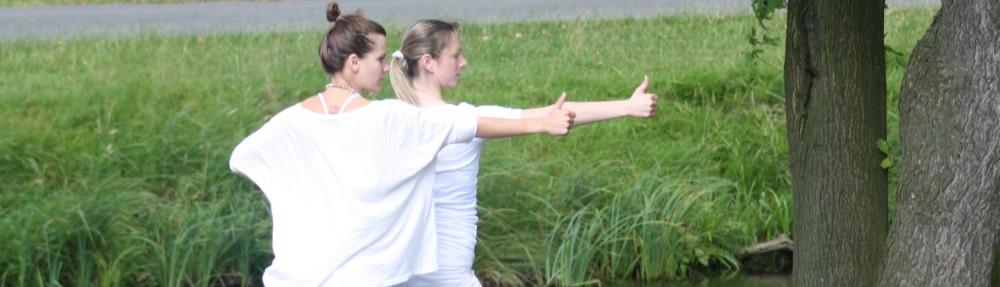 Kundalini Yoga in der Natur